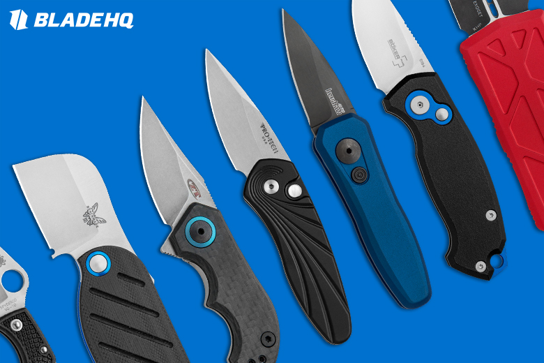 Best Short Blade Pocket Knives
