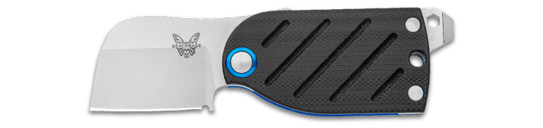 Benchmade Aller Short Blade Pocket Knife