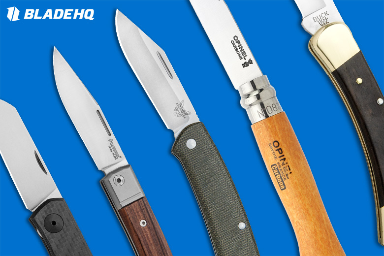 Traditional Knives Overview