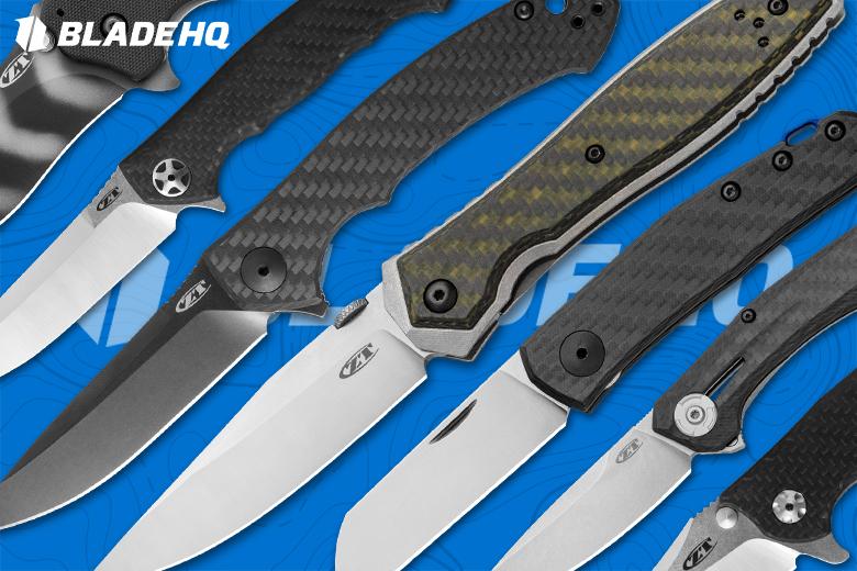 Best ZT Knives Header2