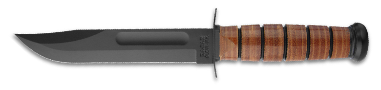 Ka-Bar USMC Fighting Utility Bowie Knife