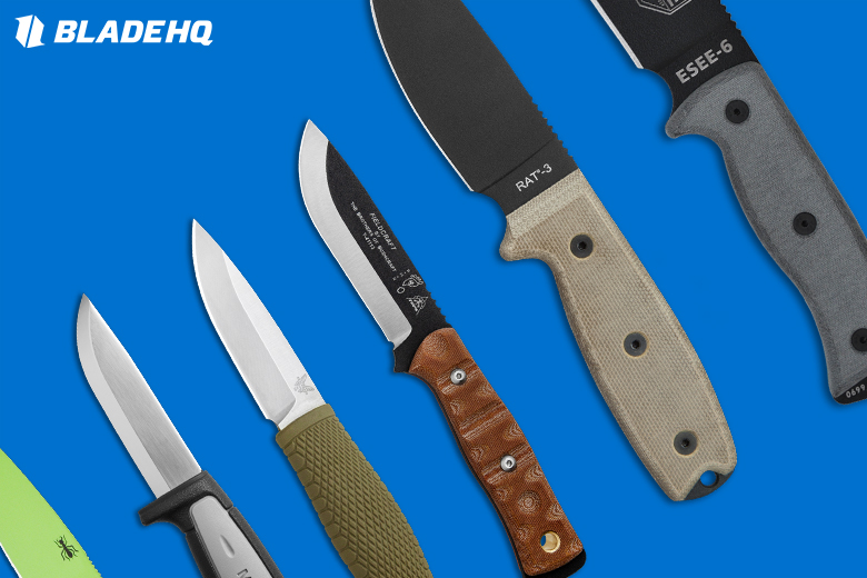 7 Best Camp Knives