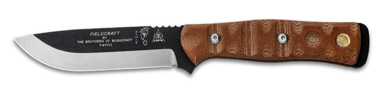 TOPS BOB Fieldcraft Knife, Best Camping Knives