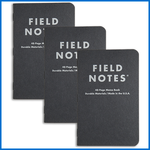 Field Notes EDC Notebooks