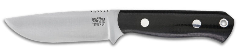 Bark River Bravo Necker Fixed Blade Knife