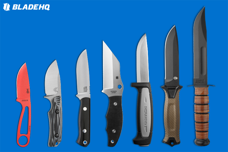 Best Fixed Blade Knife - Top 7 for EDC and Tactical | Blade HQ