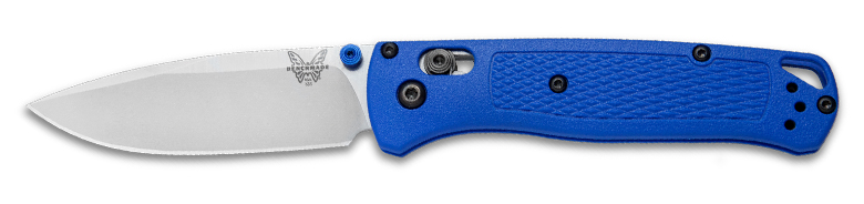 Benchmade Bugout Blue Knife