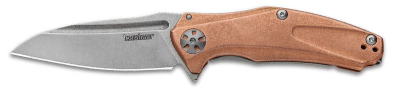 Kershaw Natrix Copper Knife