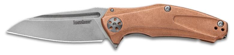 Kershaw Natrix Copper Knife