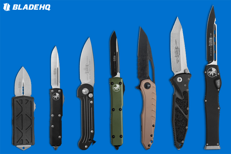 Best Microtech Knives