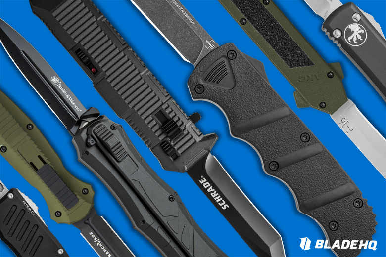 Best OTF Knives Overview