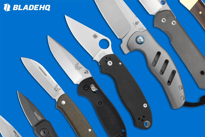 Best Pocket Knives Overview
