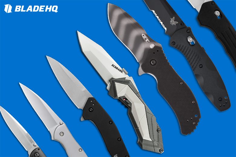 Best Spring Assisted Knives Overview