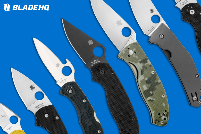 Best Spyderco Knives Overview