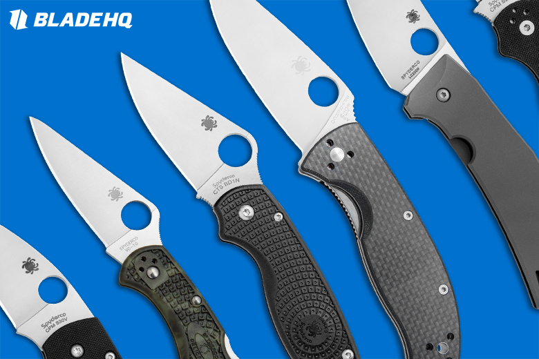 Best Spyderco Knives Overview