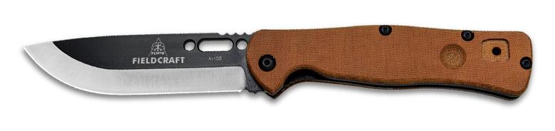 TOPS BOB Fieldcraft Survival Knife