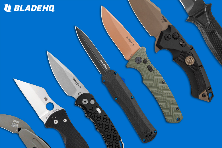 Tactical Knives Overview