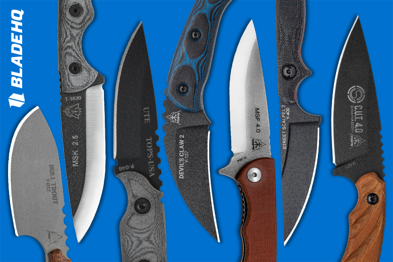 Best TOPS Knives