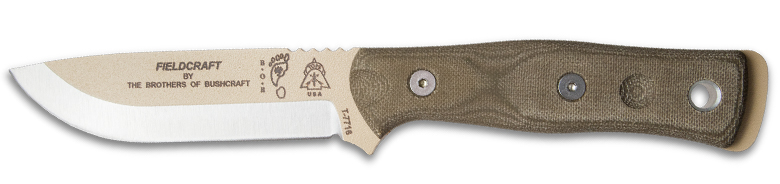 TOPS BOB Fieldcraft Knife, Best TOPS Knives