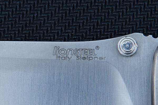 LionSteel Sleipner Steel