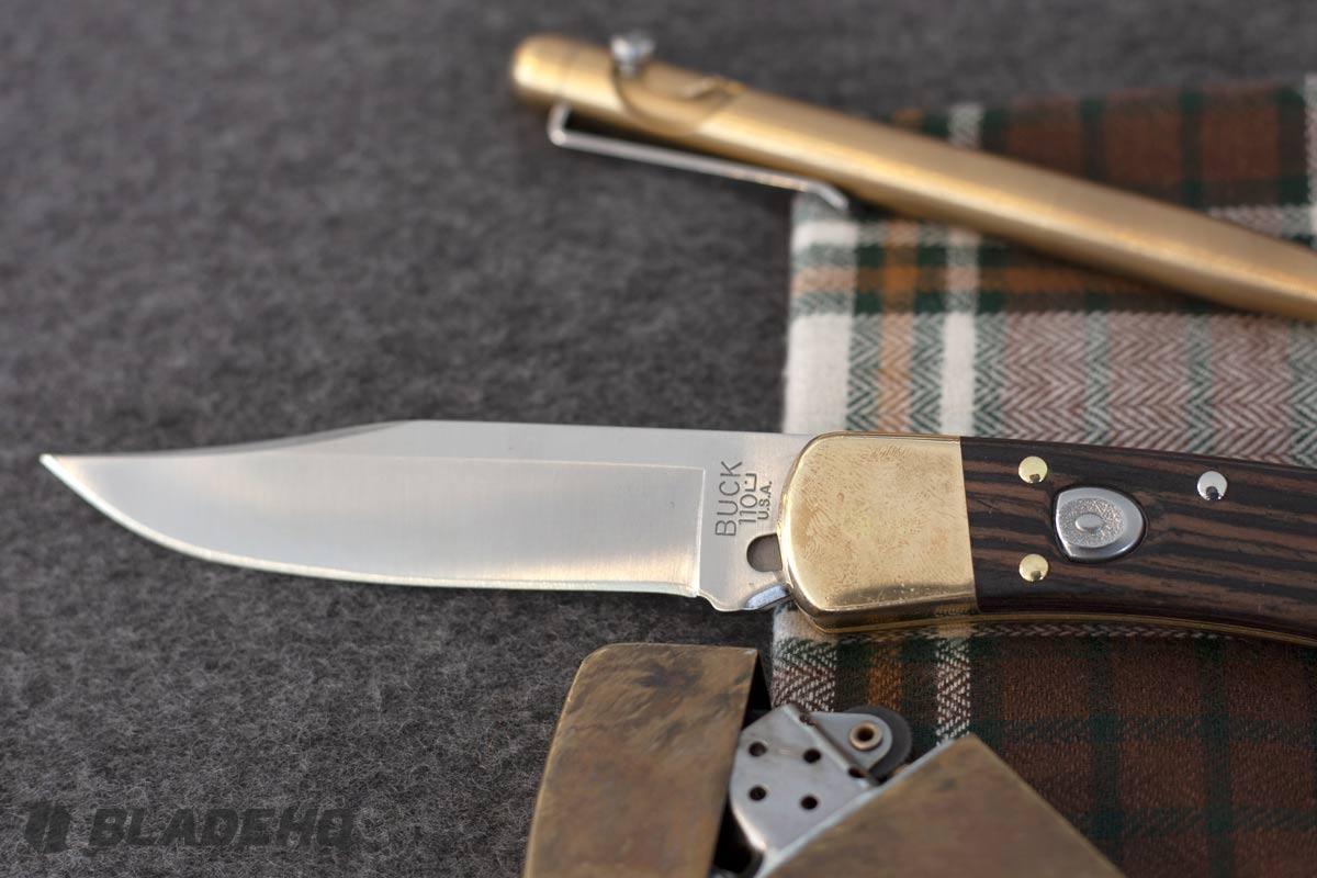 Buck 110 Auto Blade