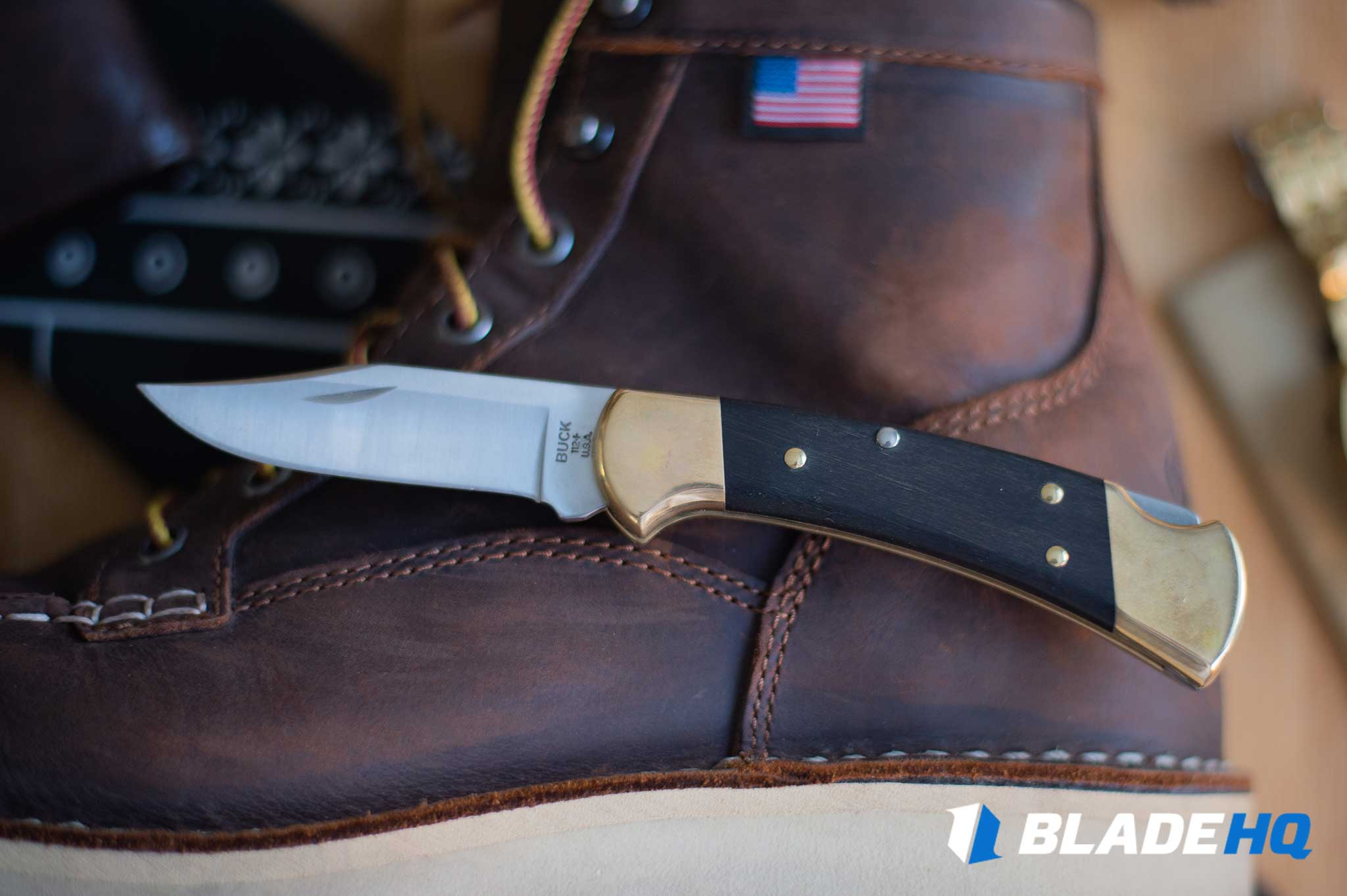 Buck 112 Knife Look and Style