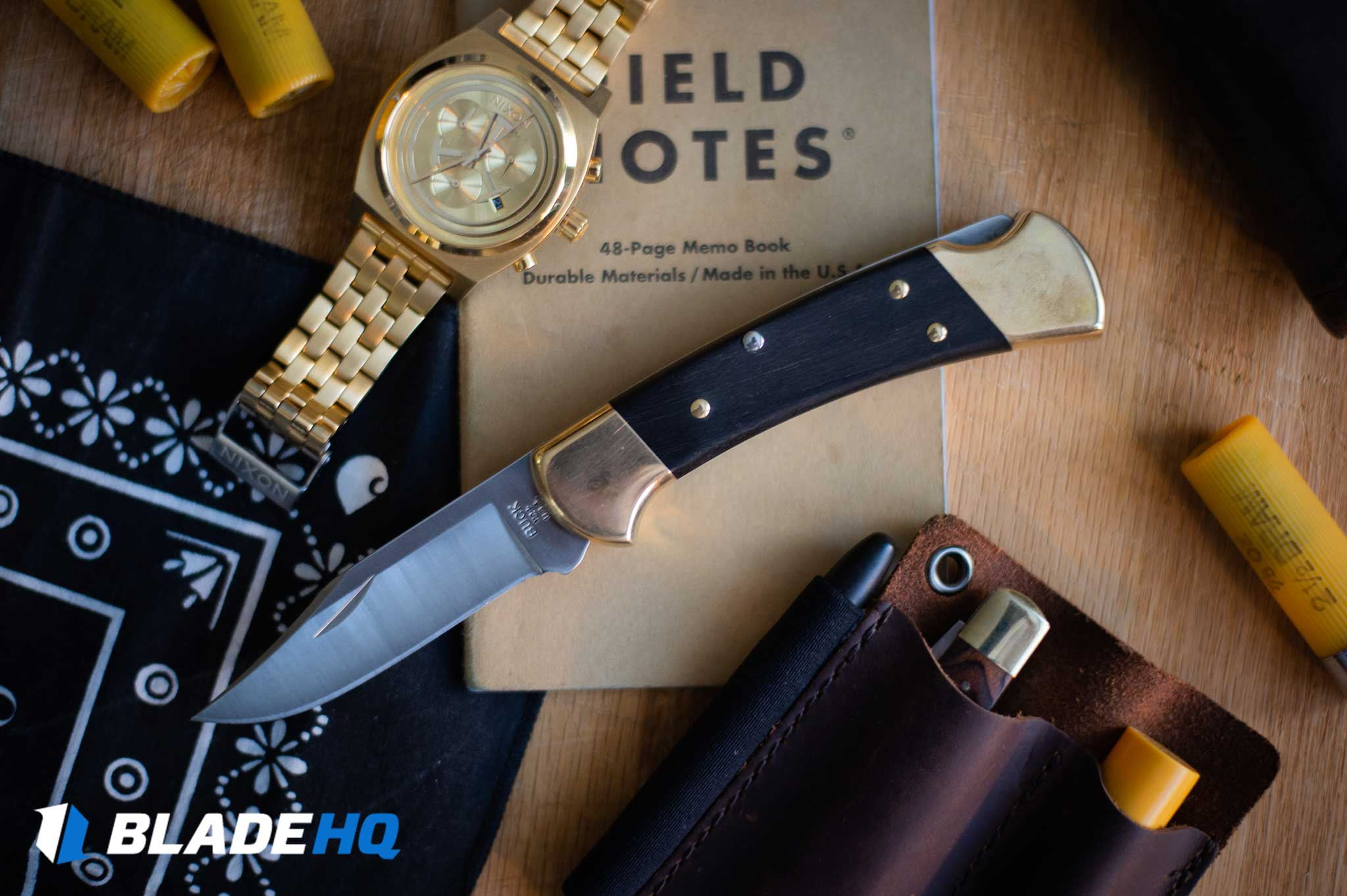 Buck 112 Review