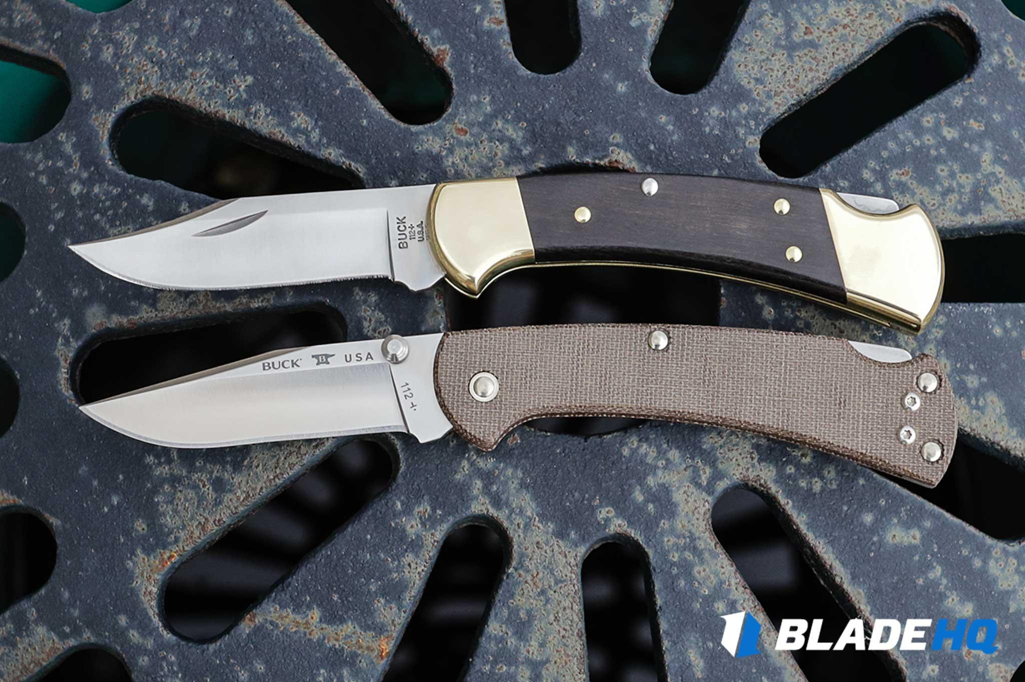 Buck 112 Ranger vs. Buck 112 Slim