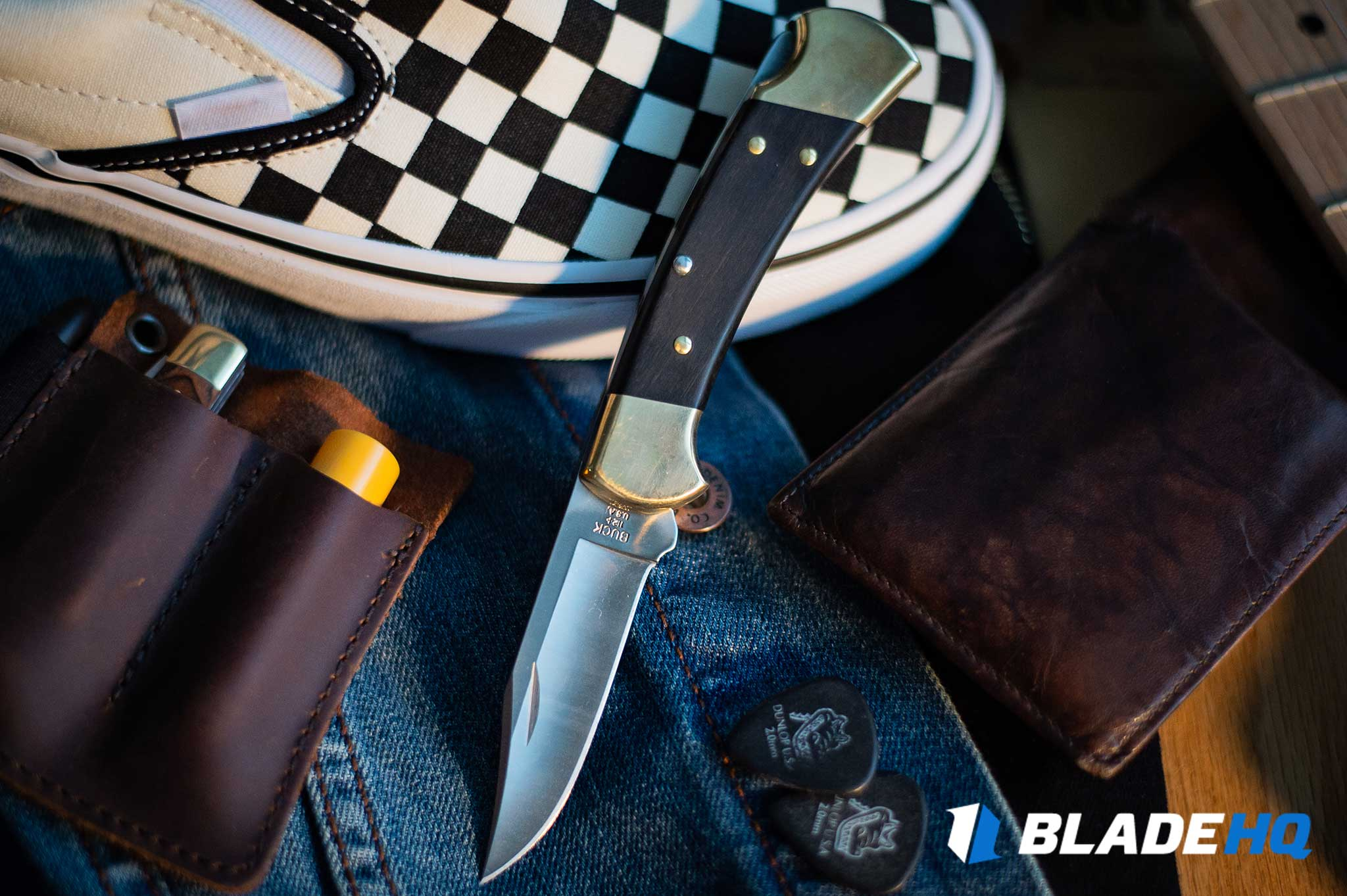 Buck 112 Knife Fit and Finish