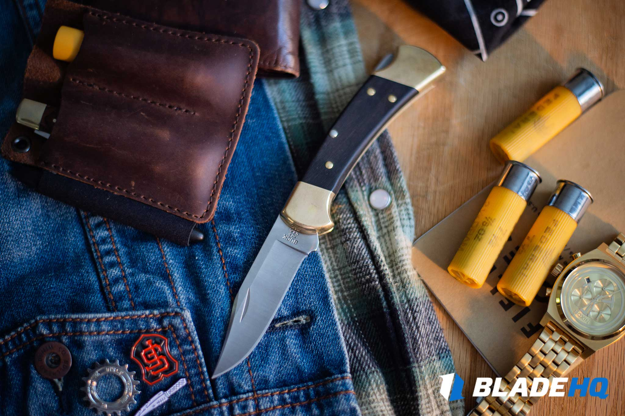 Buck 112 Knife Ease of Carry2