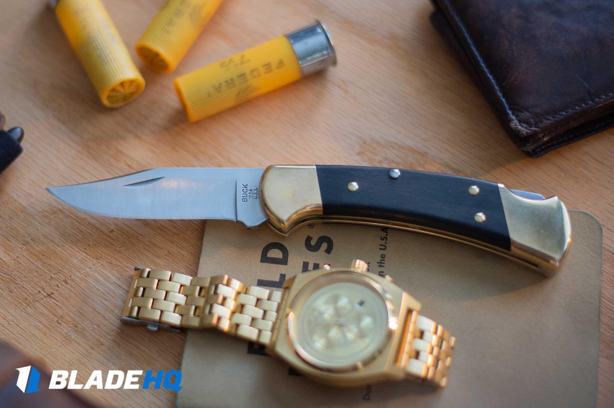 Buck 112 Knife Pocket Jewelry