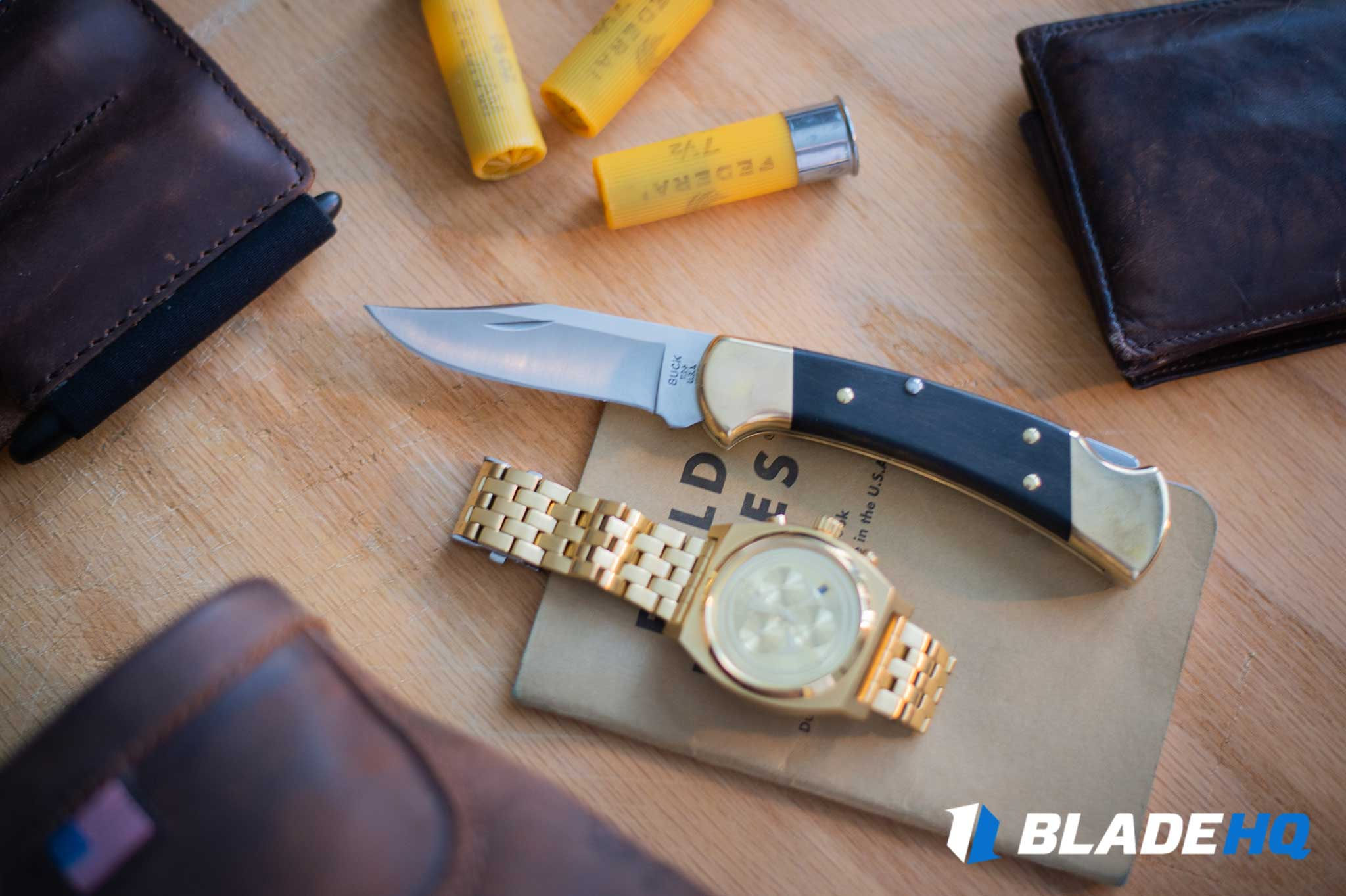 Buck 112 Knife Life Score