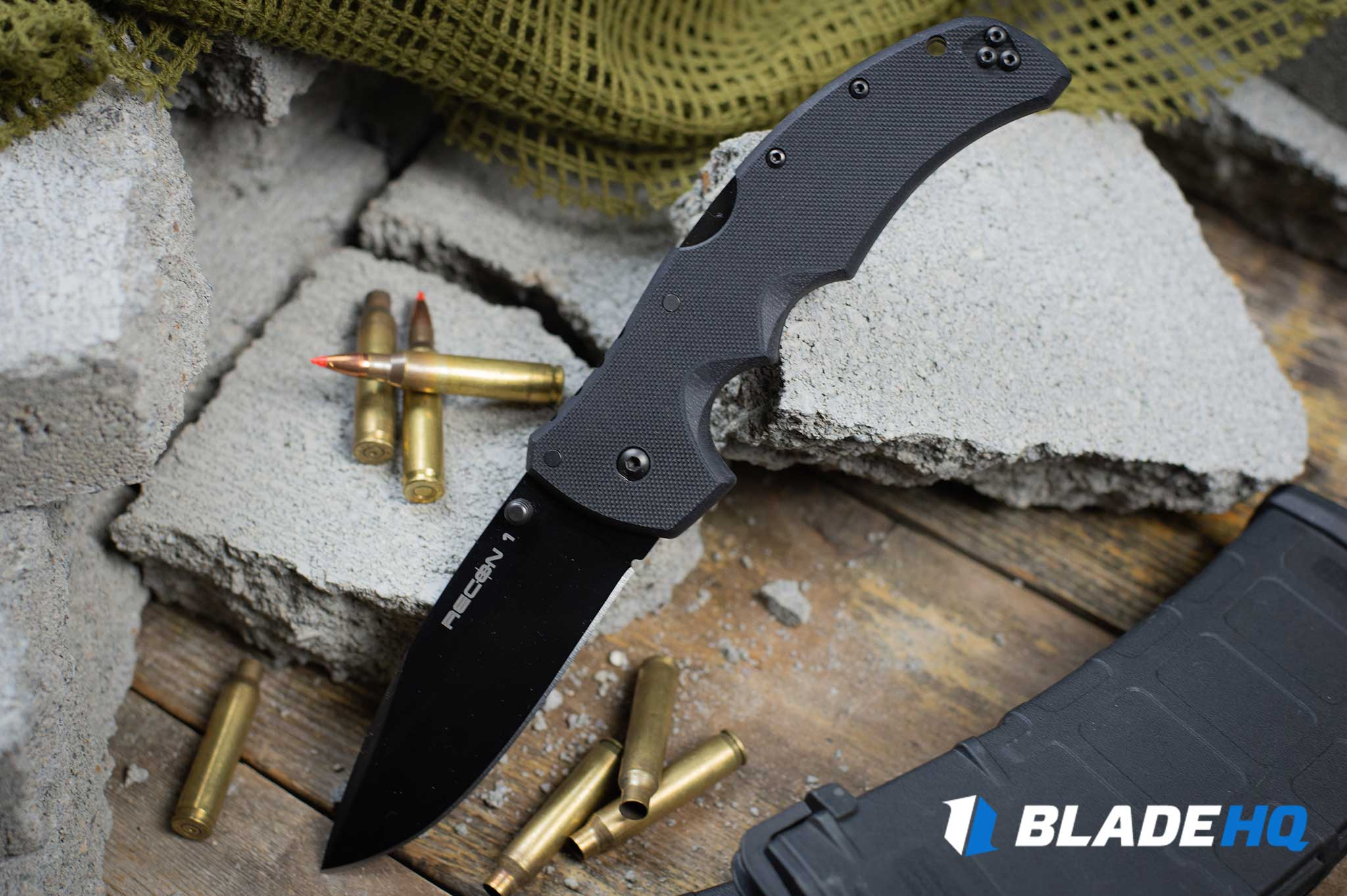 Cold Steel Recon 1 Knife Pocket Jewelry
