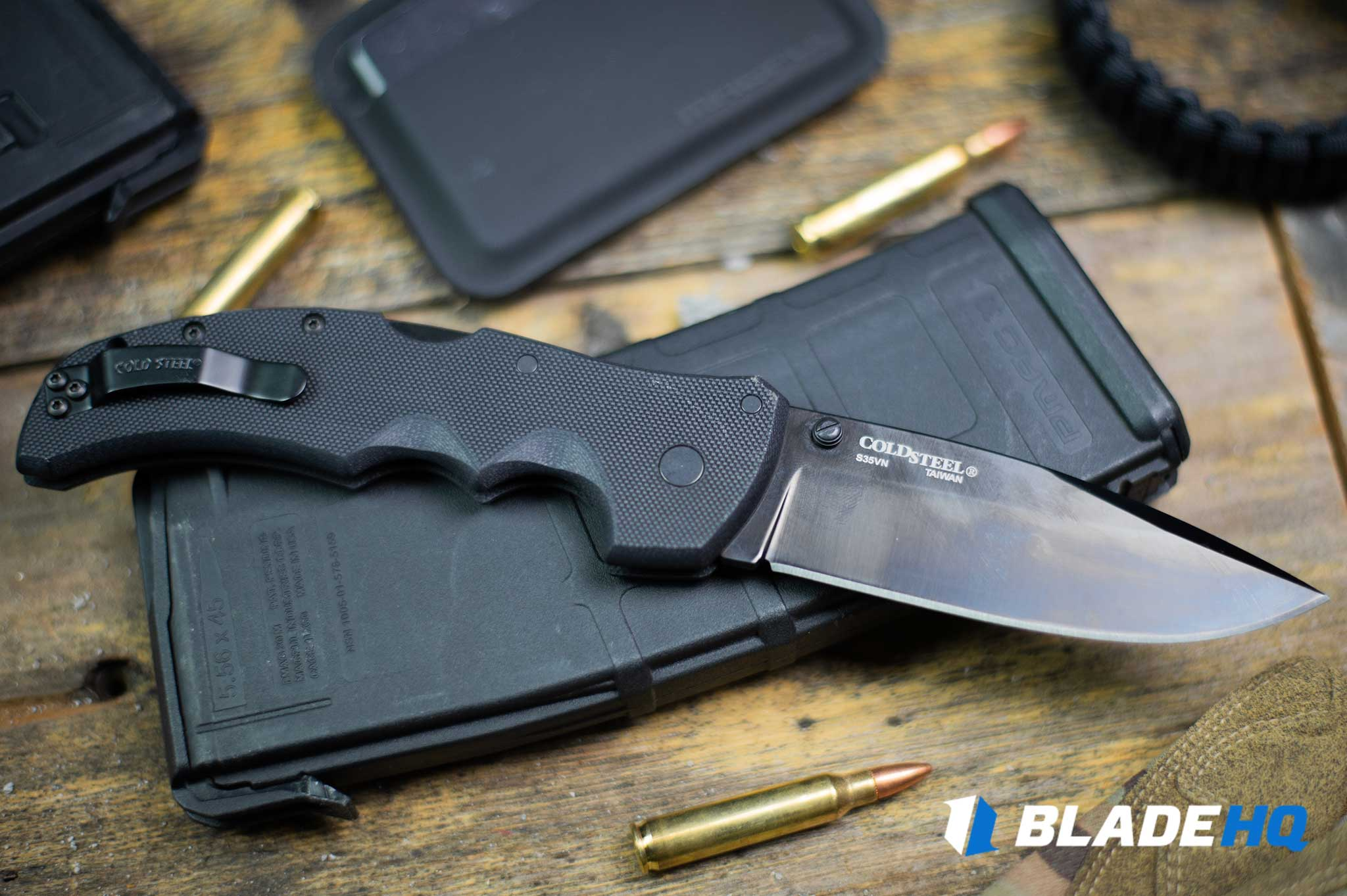 Cold Steel Recon 1 Knife Life Score