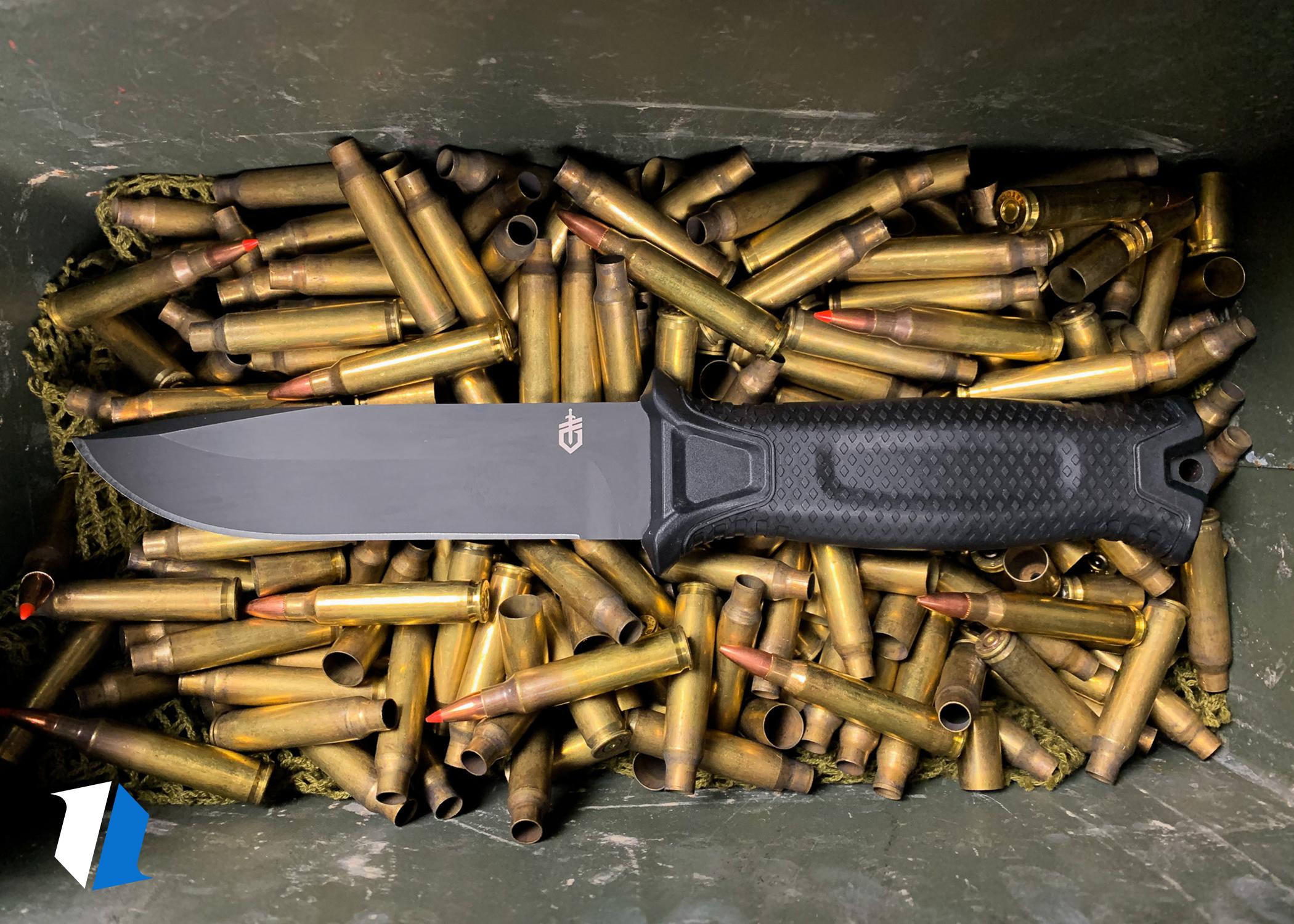 Gerber StrongArm Knife Life