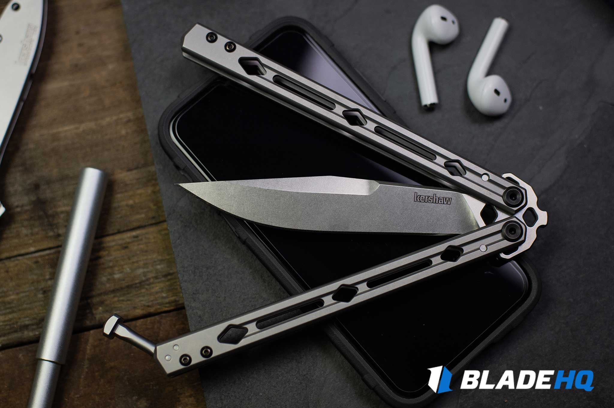 Kershaw Lucha Review