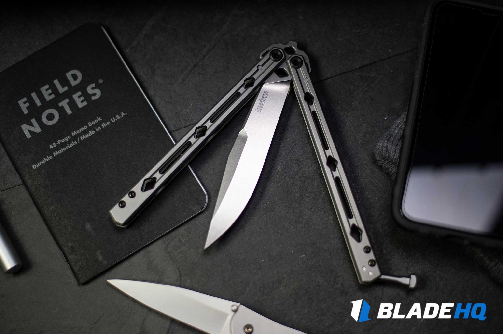 Kershaw Lucha Knife Materials