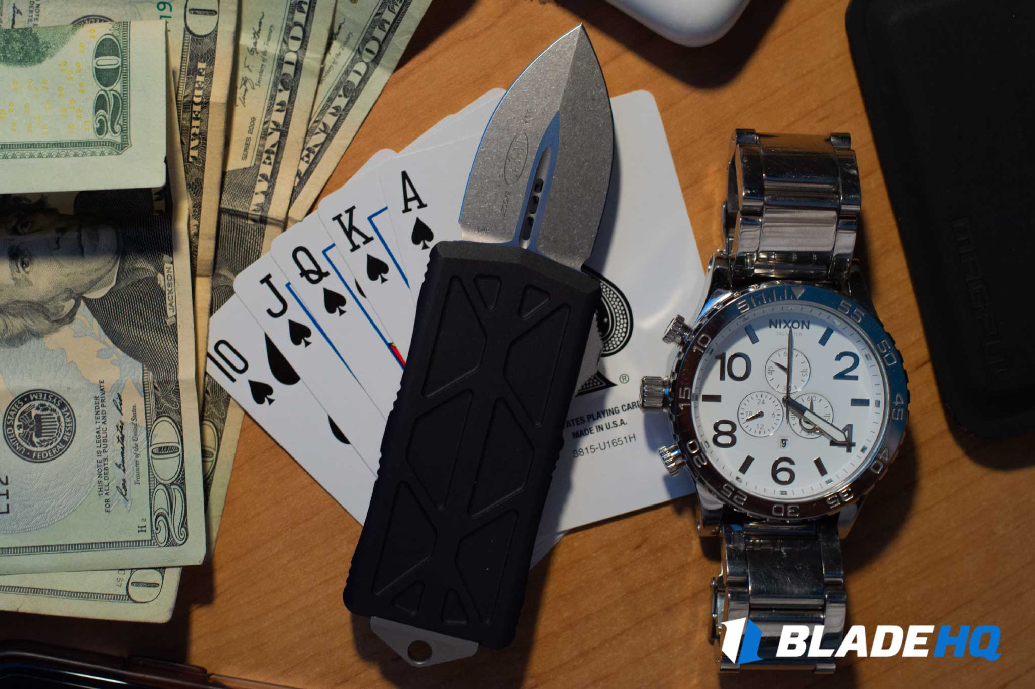 Microtech Exocet Knife Look and Style