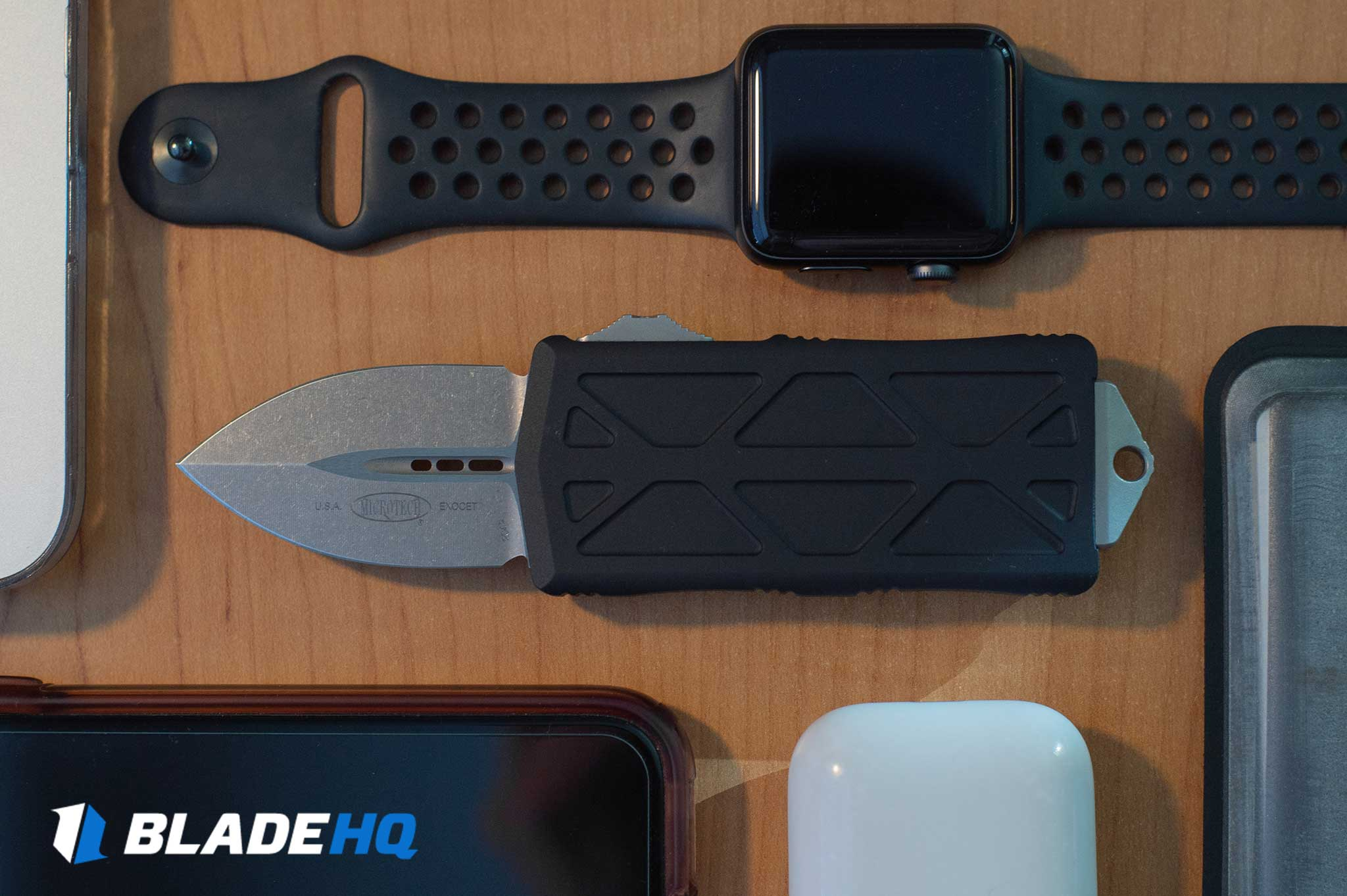 Microtech Exocet Knife Materials
