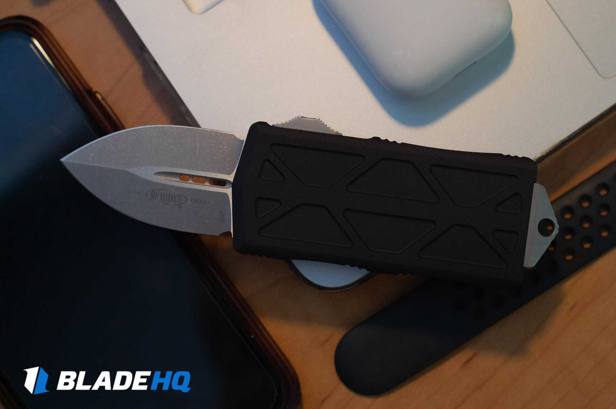 Microtech Exocet Knife Fit and Finish