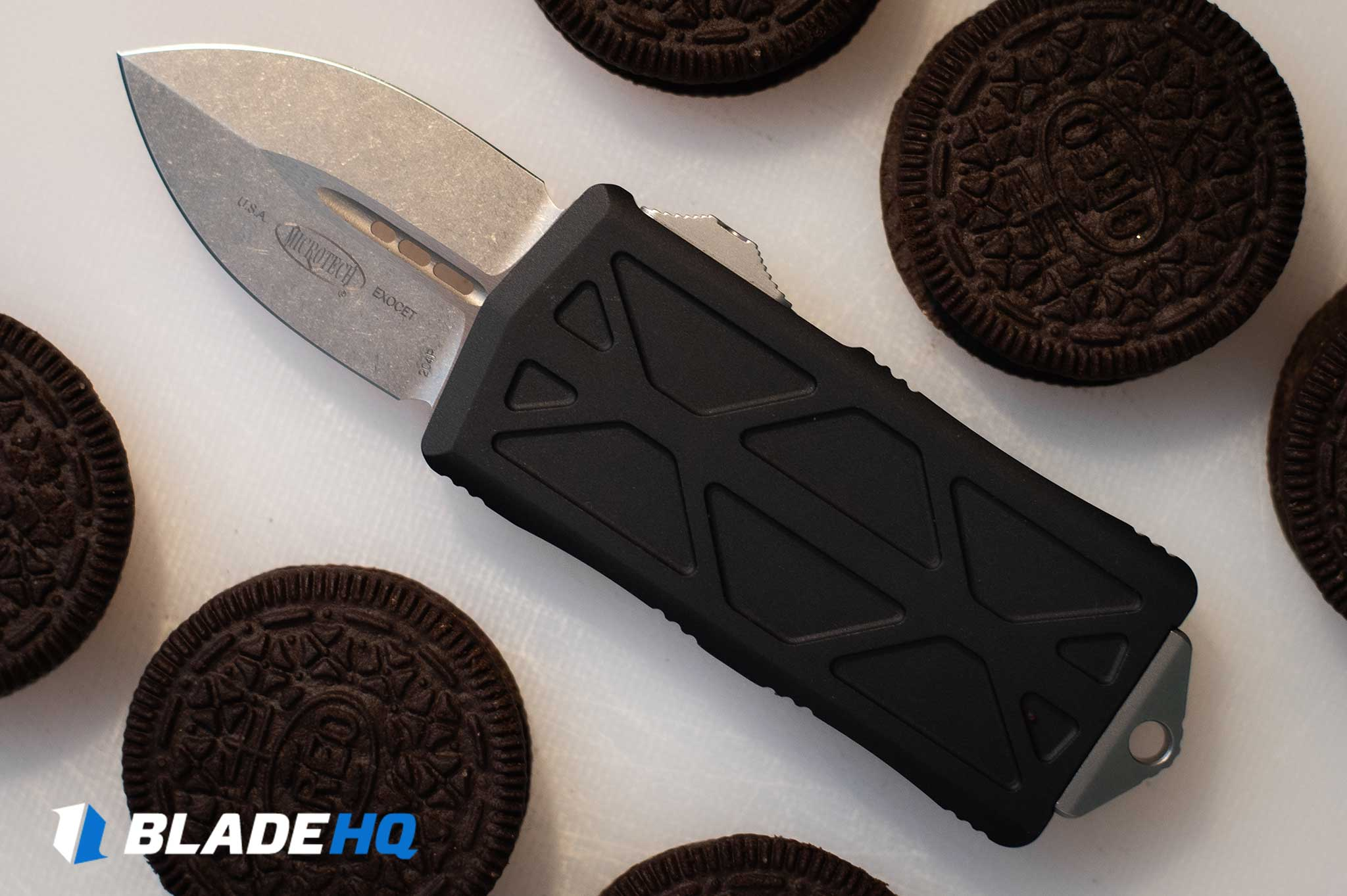 Microtech Exocet Knife Ease of Carry