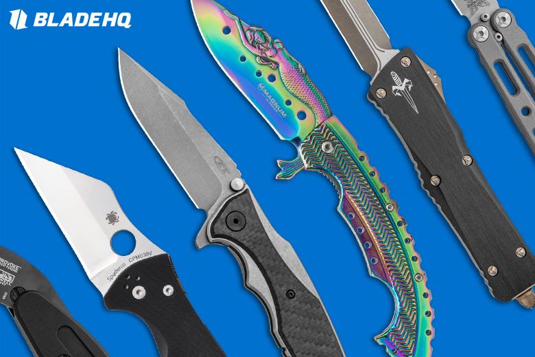 Cool Pocket Knives