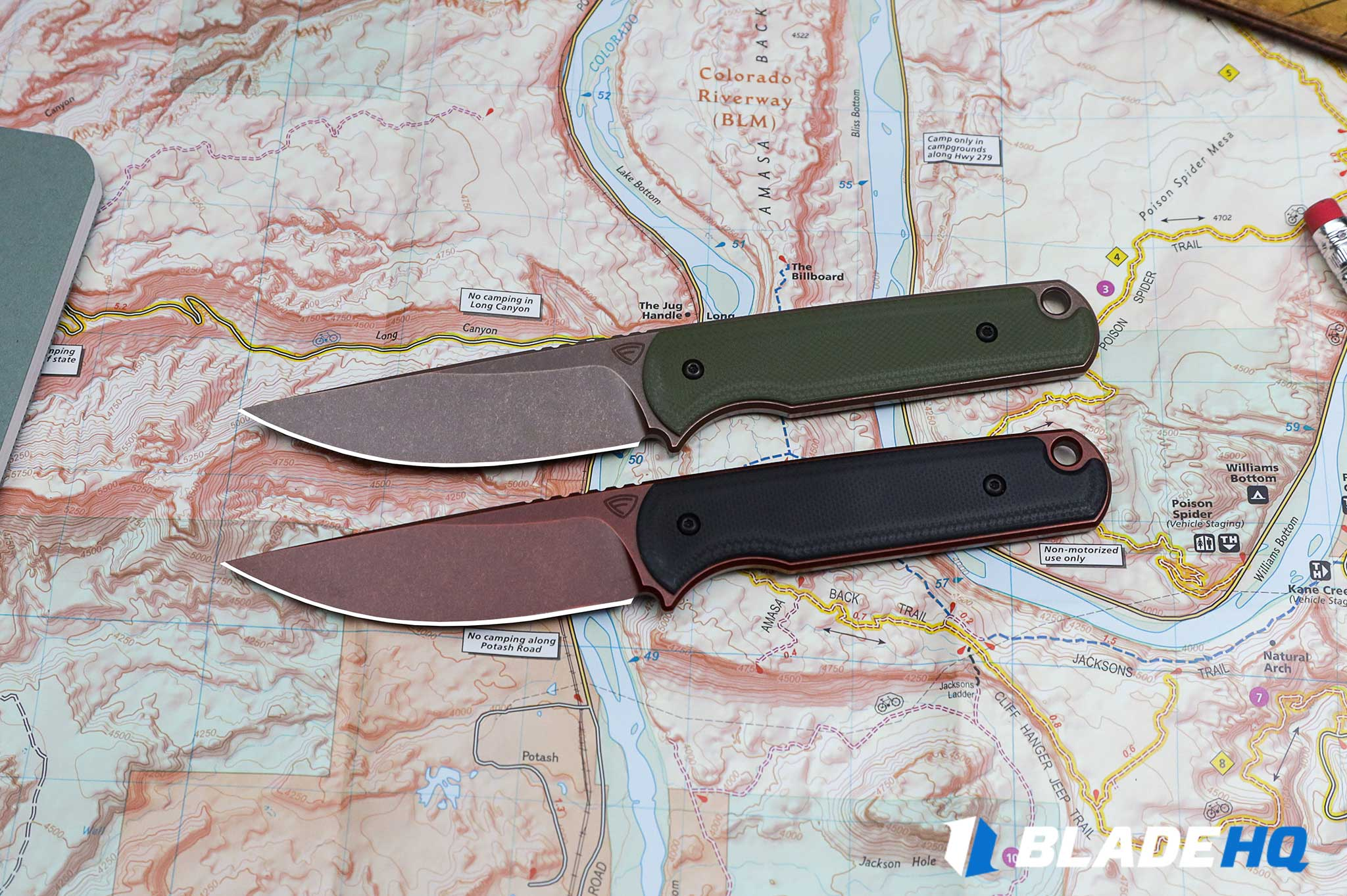 Size and Weight - How to Choose a Fixed Blade Knife