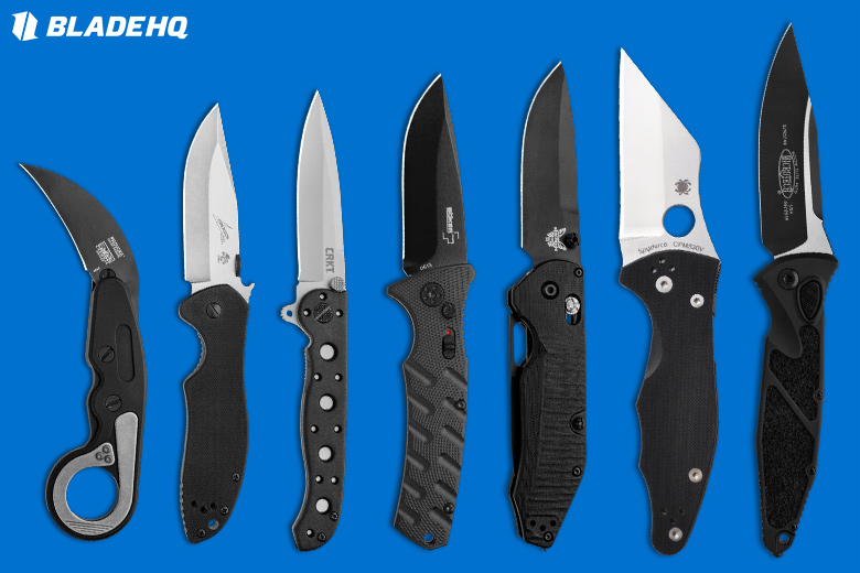 How to choose a tactical folding knife header