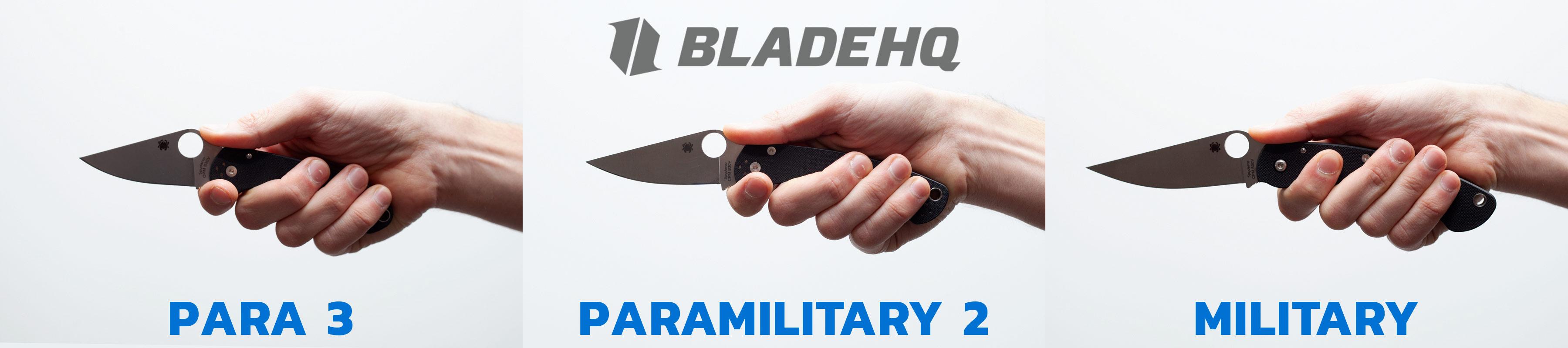 Paramilitary 2, Military, and Para 3 Size