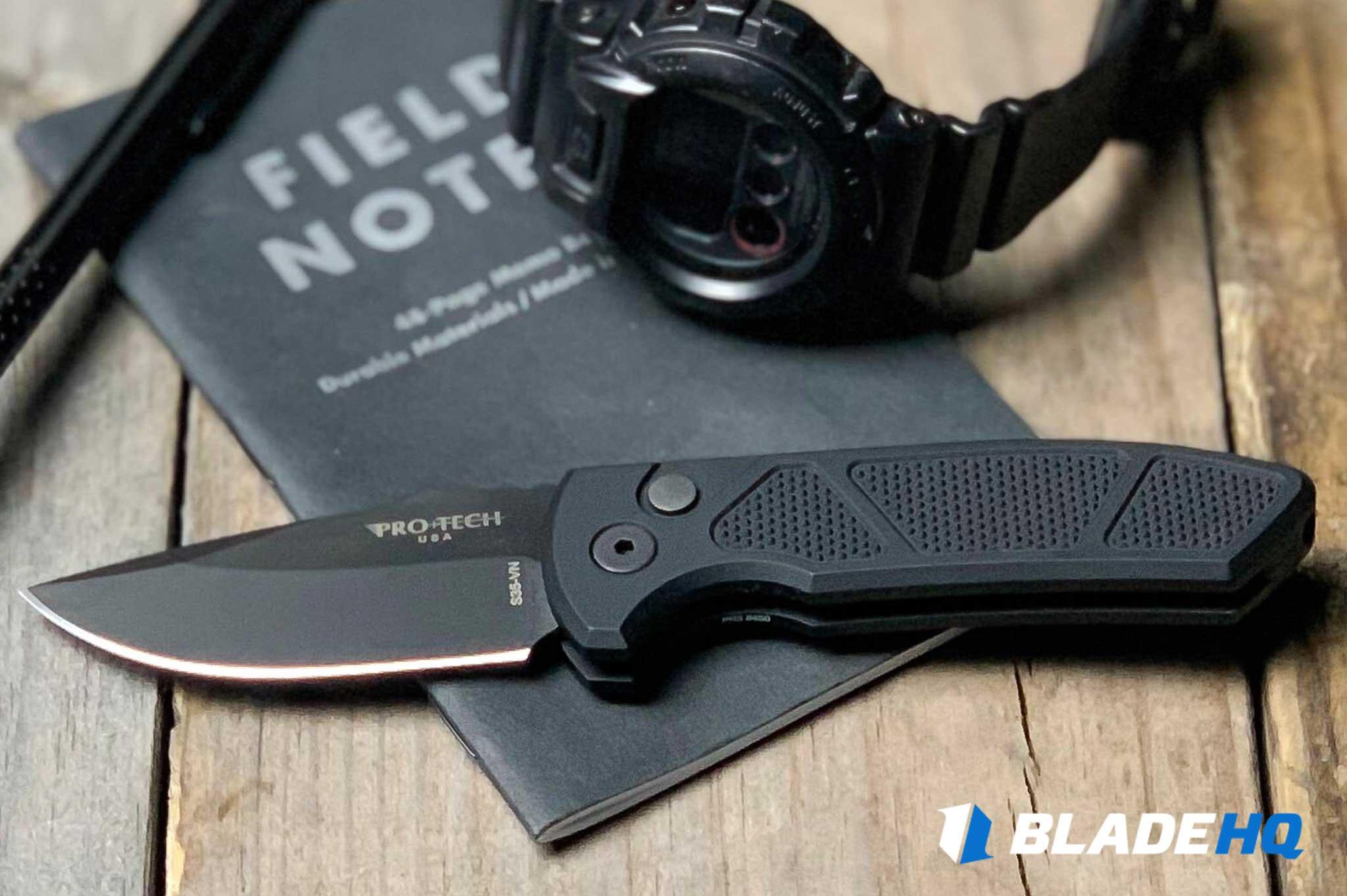 Pro-Tech SBR Knife Life Score