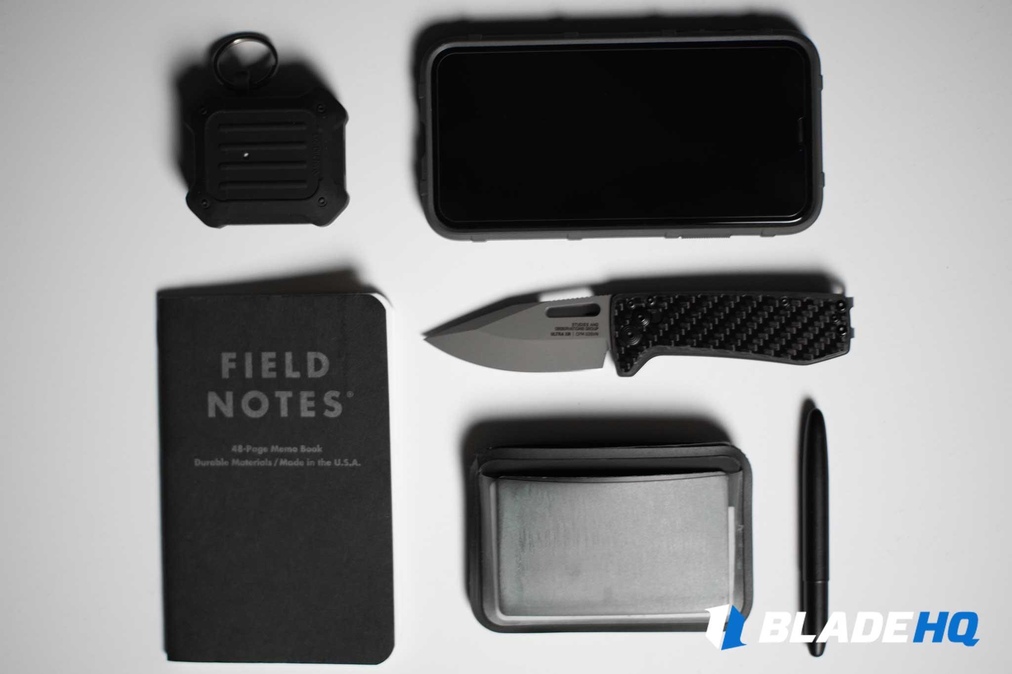 SOG Ultra XR Knife Materials