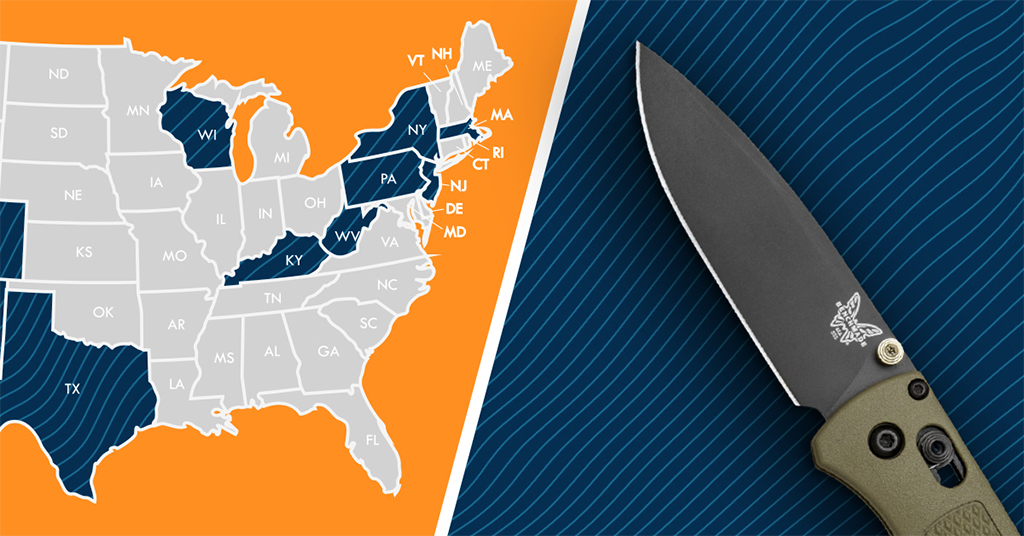 BEST KNIVES 2019 BY STATE