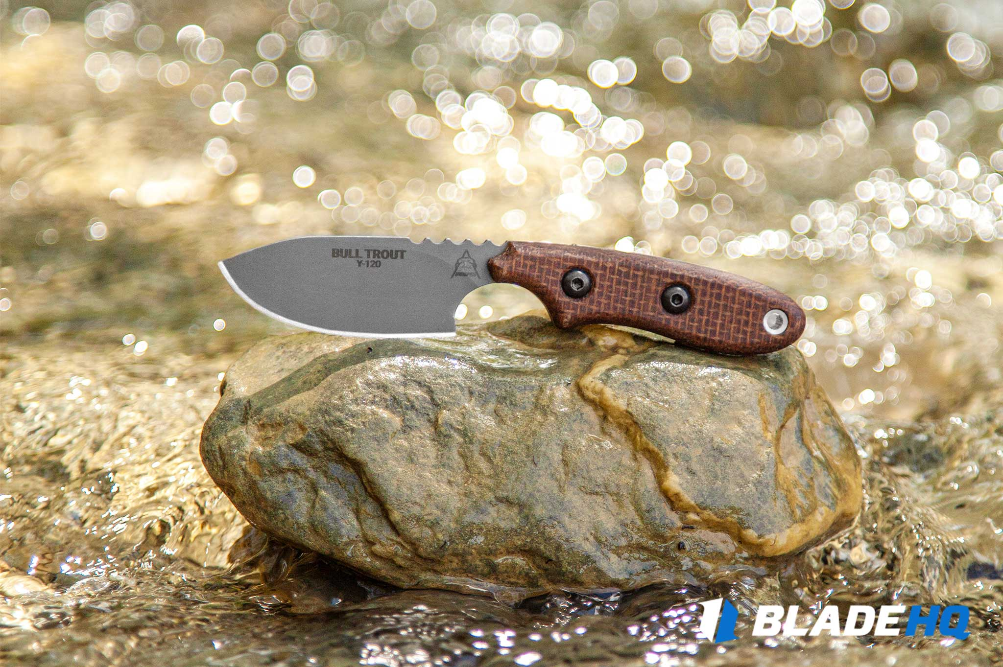 TOPS Knives Bull Trout Review