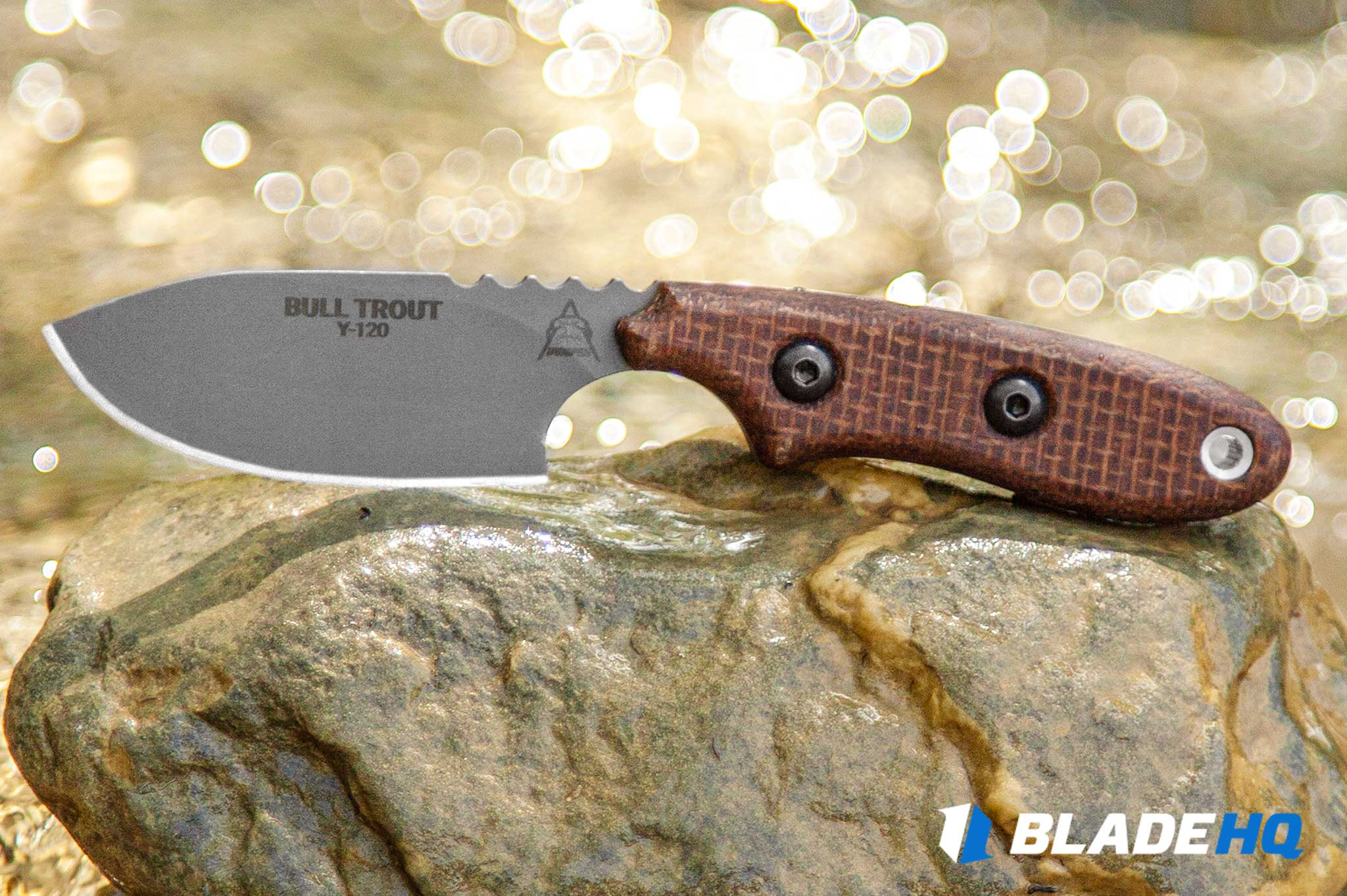 TOPS Knives Bull Trout